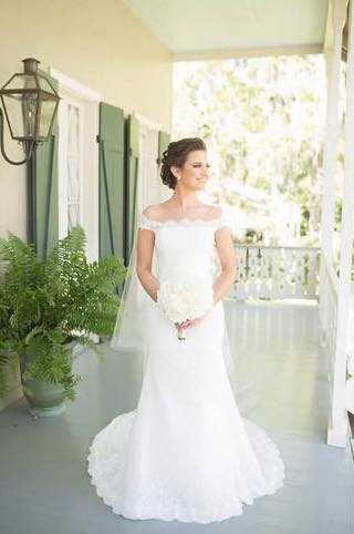 I Do Bridal Couture — Paige brings Alyne Rivini gown perfection